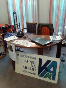 Informatiemarkt verenigingen 2016
